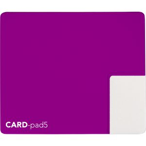 CARD-pad No.5, 200 x 240 mm, épaiss. 1,6 mm