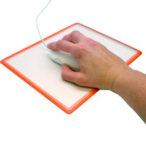 MEMO-pad  Standard orange, 240 x 200 mm