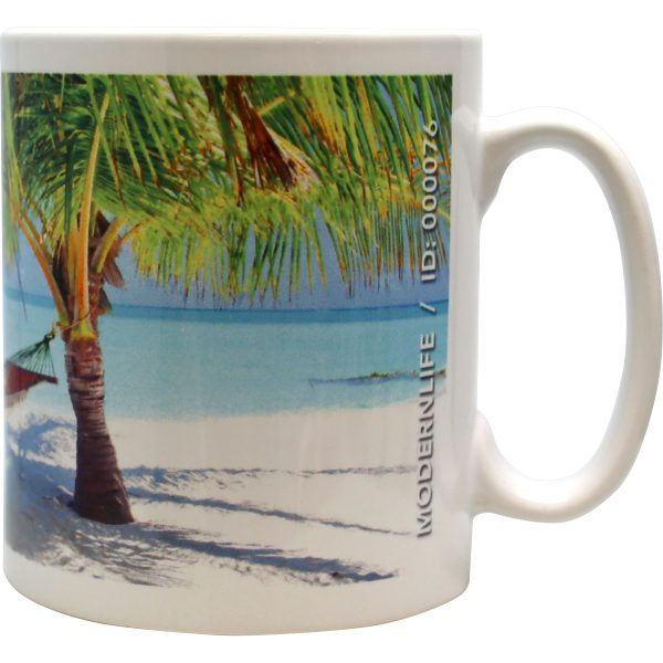 Modern-life, Mug en sublimation, 300 ml