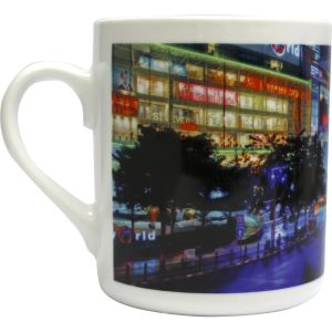 Dolly Porcelaine, mug en sublimation, 250 ml