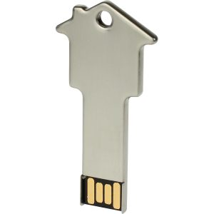 KEY-House, chrome avec puce OEM