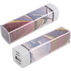 PICTURE-charger, chargeur 2600 mAh
