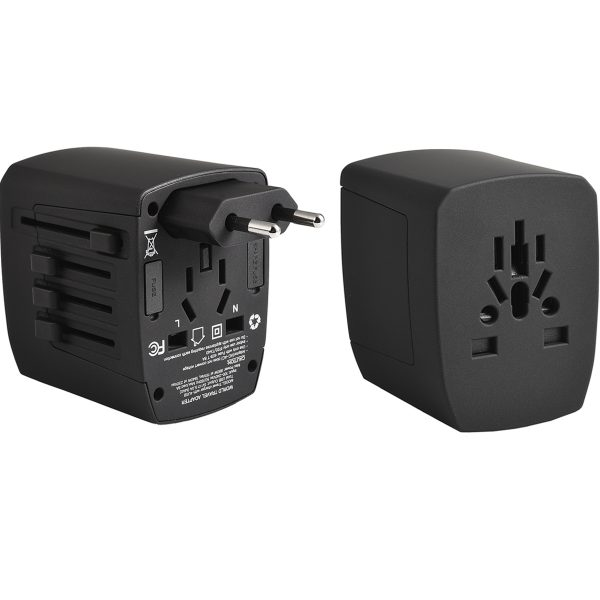 WORLD-Travel Adapter