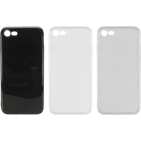 TPU Soft-Cover pour IPHONE 8