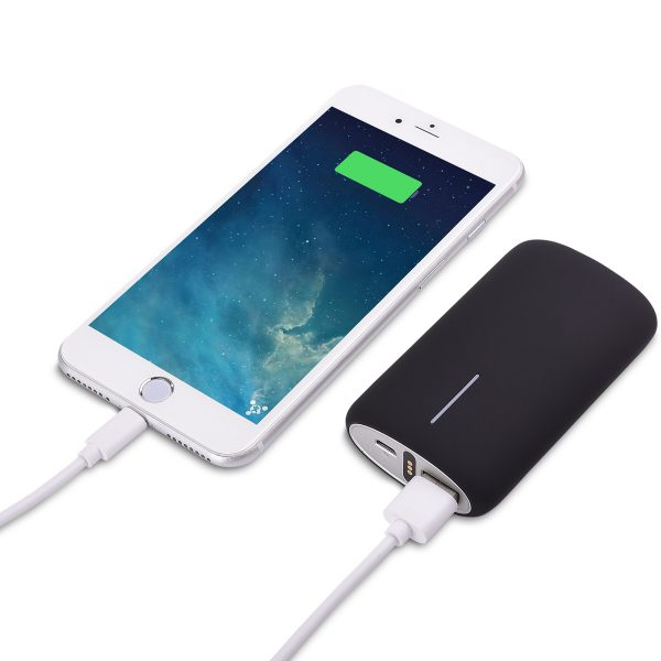 DUO-charger 5.000 mAh x 2