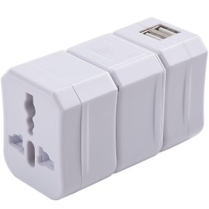BUDGET-Travel Adapter