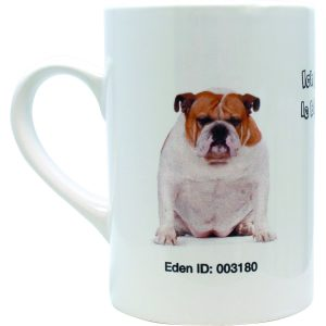 EDEN, mug en sublimation, 250 ml
