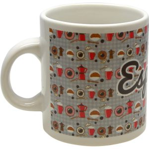 Espresso, mug en sublimation, 100 ml