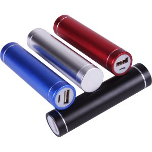 TUBE, chargeur 2600 mAh